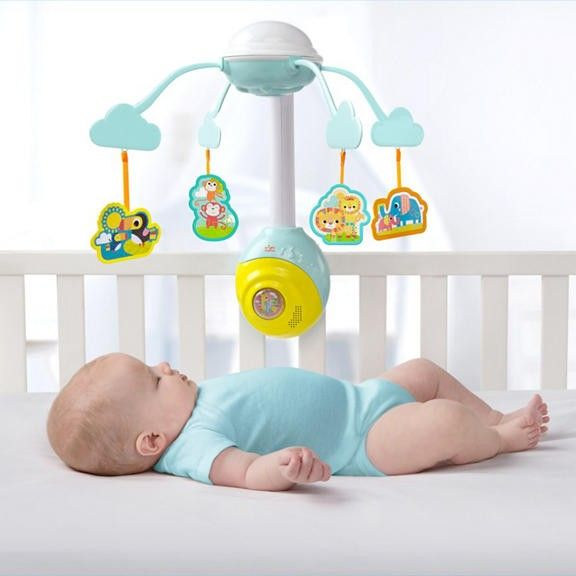Carusel Soothing Safari 2 in 1 Mobile - Bright Starts 0