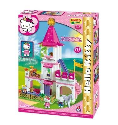 Castel Hello Kitty 0