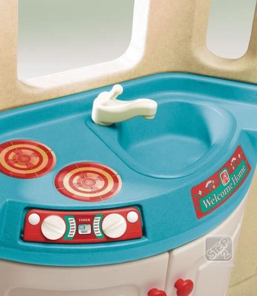 Casuta Naturally Playfull Welcome Home - Step2 3