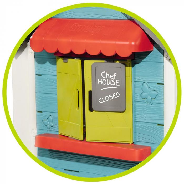 Casuta pentru copii Smoby Chef House [4]