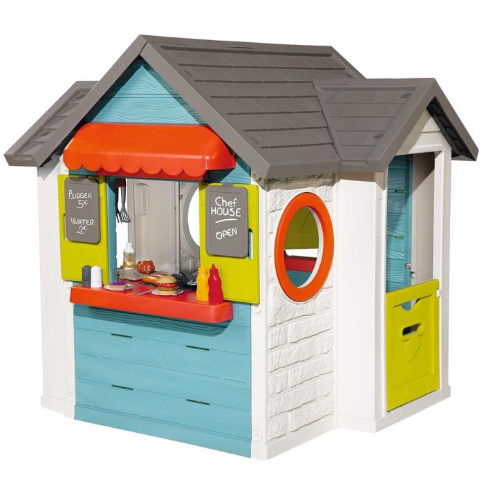 Casuta pentru copii Smoby Chef House [0]