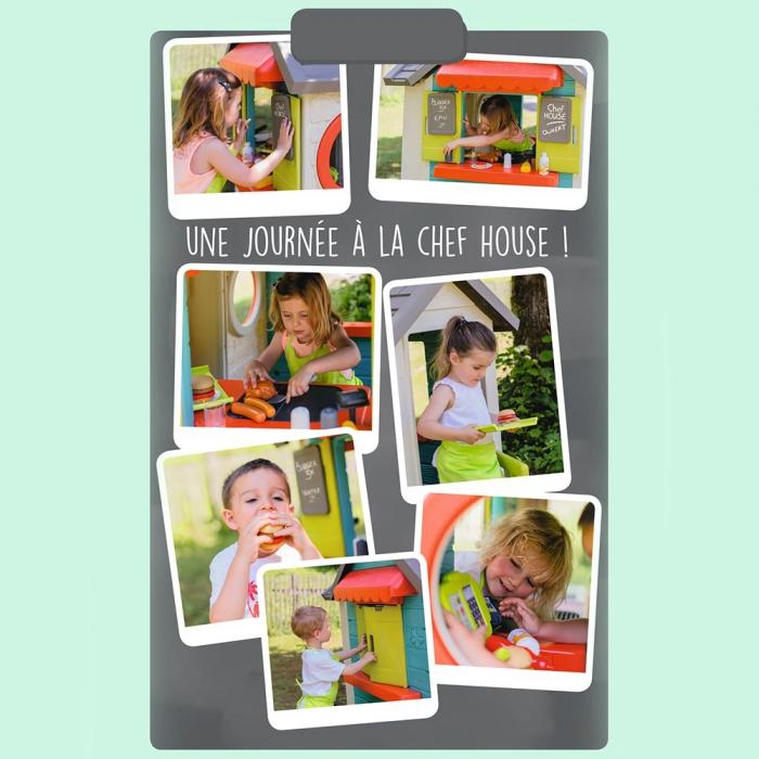 Casuta pentru copii Smoby Chef House [5]
