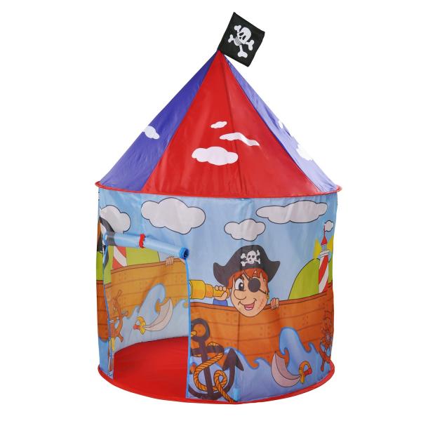 Cort de joaca pentru copii Pirati - Knorrtoys [0]