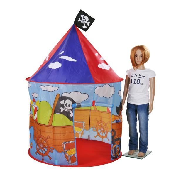 Cort de joaca pentru copii Pirati - Knorrtoys [2]