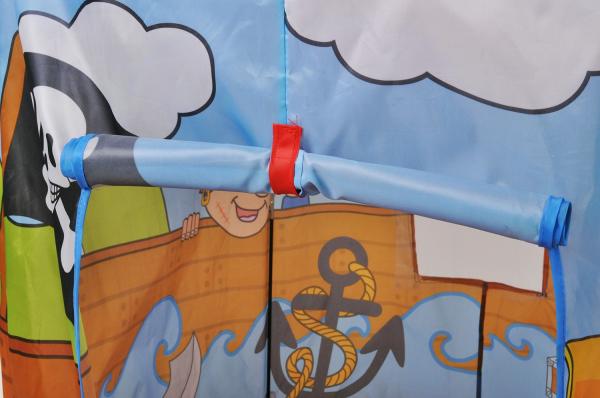 Cort de joaca pentru copii Pirati - Knorrtoys [3]
