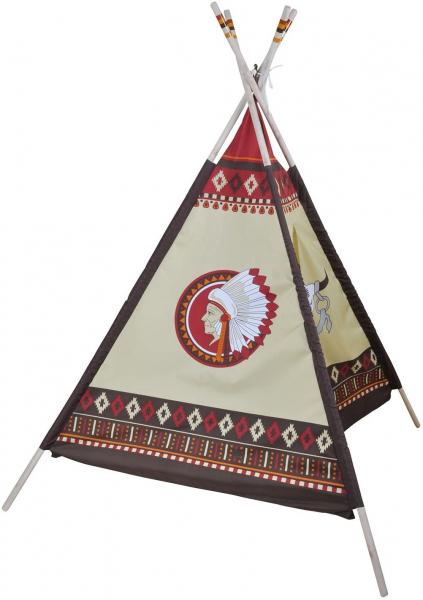 Cort de joaca pentru copii Tipi Indianer - Knorrtoys [2]