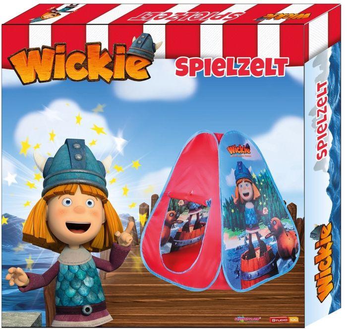 Cort de joaca pentru copii Wickie Pop Up 1
