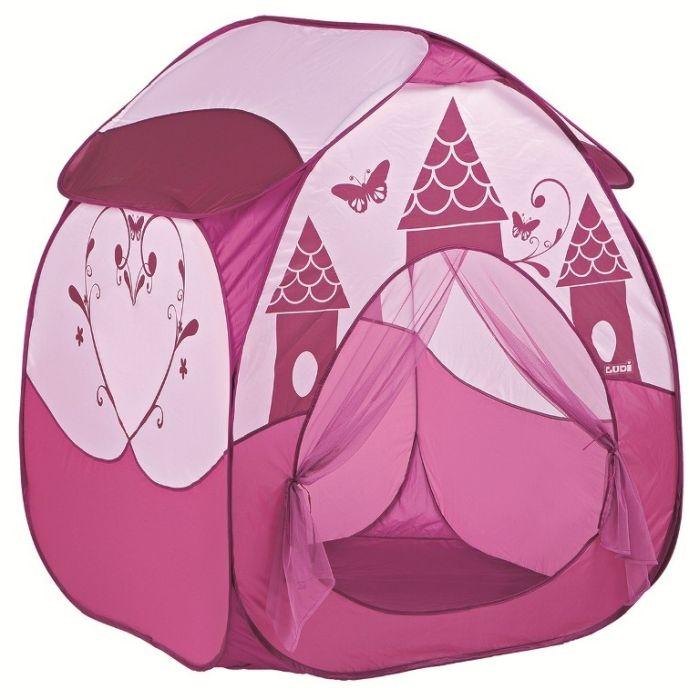 Cort joaca PRINTESA roz inchis - Ludi 0