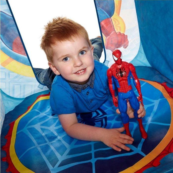 Cort Spiderman wendy house 3