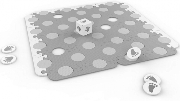 Covor puzzle din spuma Evolution 66 piese - Knorrtoys [2]