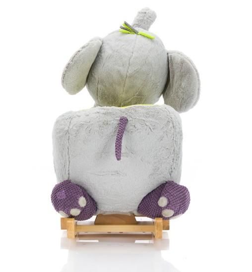 Fotoliu balansoar Elephant Fillikid