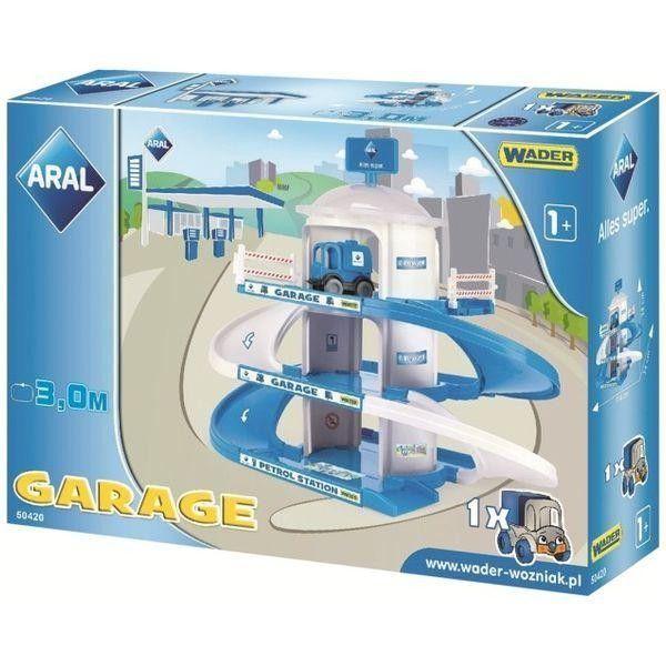 Garaj parcare Aral cu 3 nivele - Wader 1