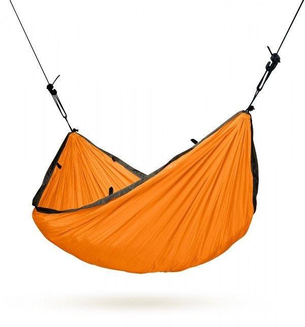 Hamac 1 pers Colibri Travel orange - La Siesta 2