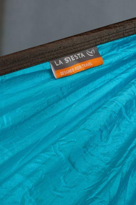 Hamac 1 persoana Colibri Travel, turquoise - La Siesta 7