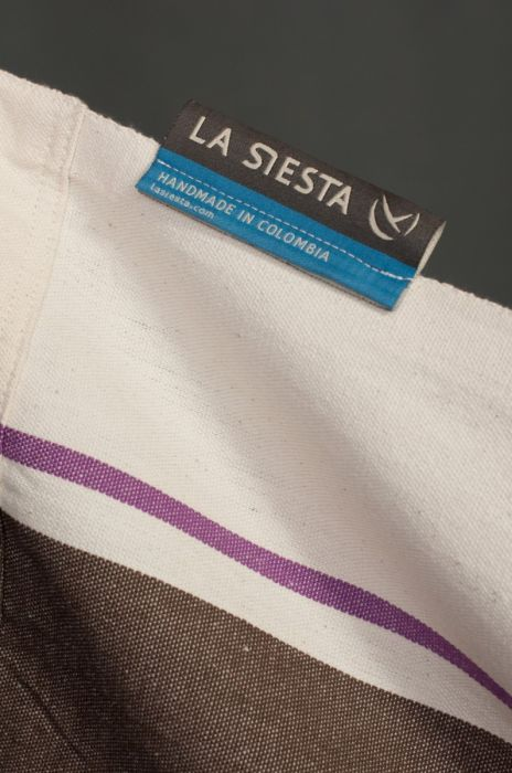 Hamac Single Caribena VIOLET - La Siesta 5