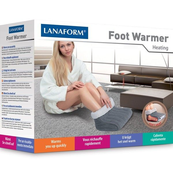 Incalzitor de picioare Lanaform LA180401 2