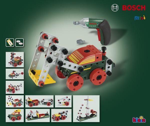 Joc de constructie masina Bosch Ixolino [0]