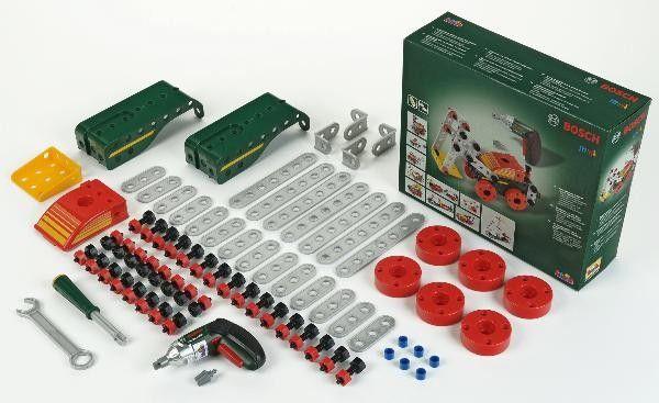 Joc de constructie masina Bosch Ixolino [1]