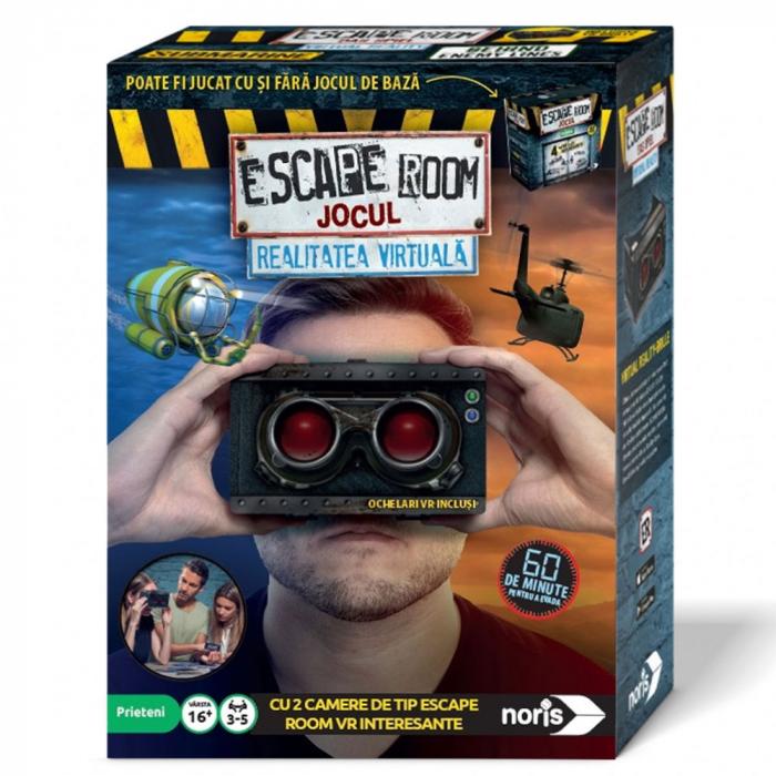 Joc Noris Escape Room Realitatea Virtuala [0]