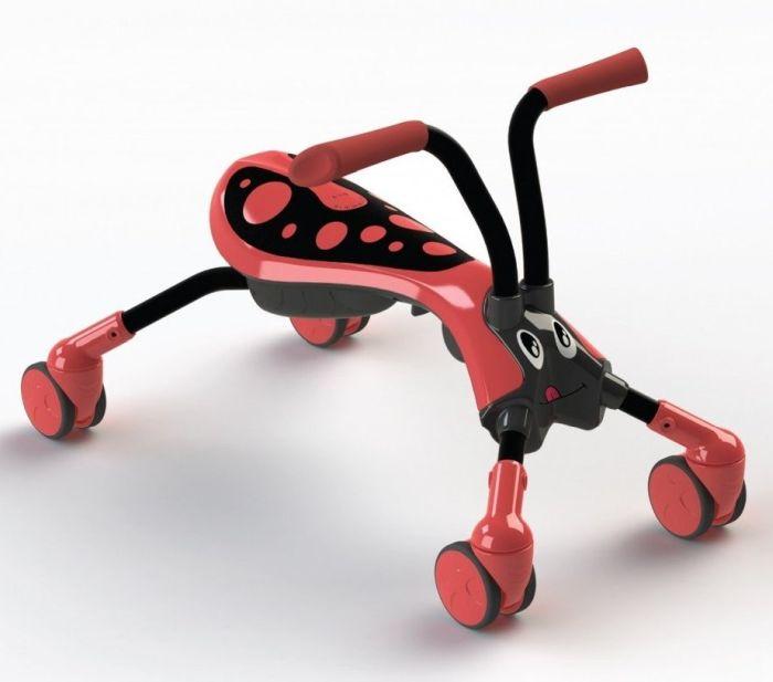 Jucarie de calarit fara pedale ScrambleBug Beetle - Mookie 0
