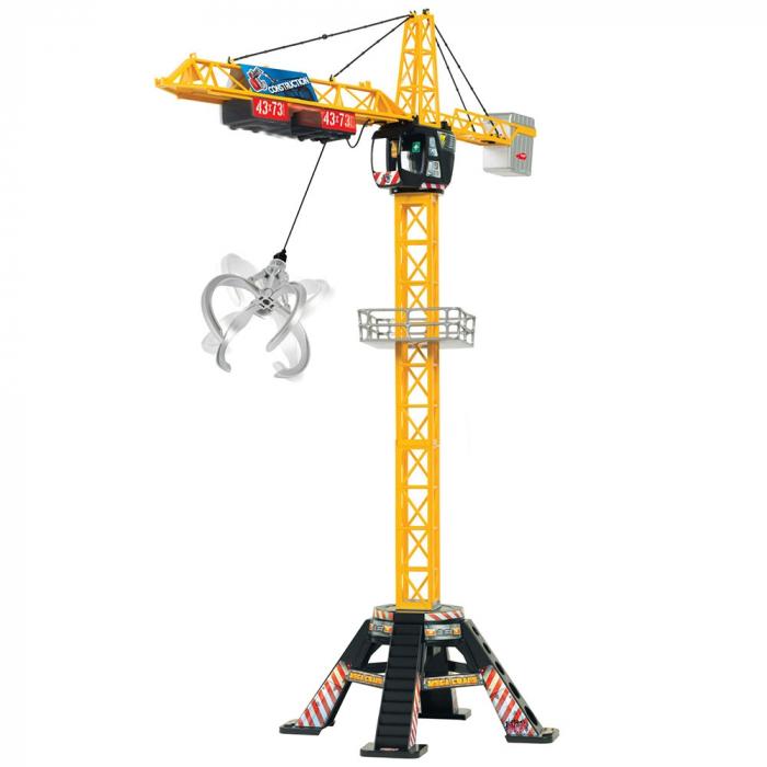 Jucarie Dickie Toys Macara Mega Crane cu telecomanda [1]