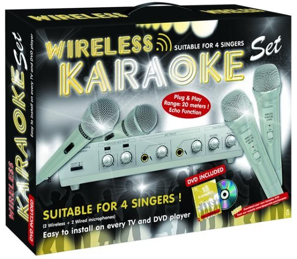 Karaoke Wireless - DP Specials 0