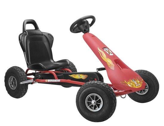 Kart air racer rosu - Ferbedo 0
