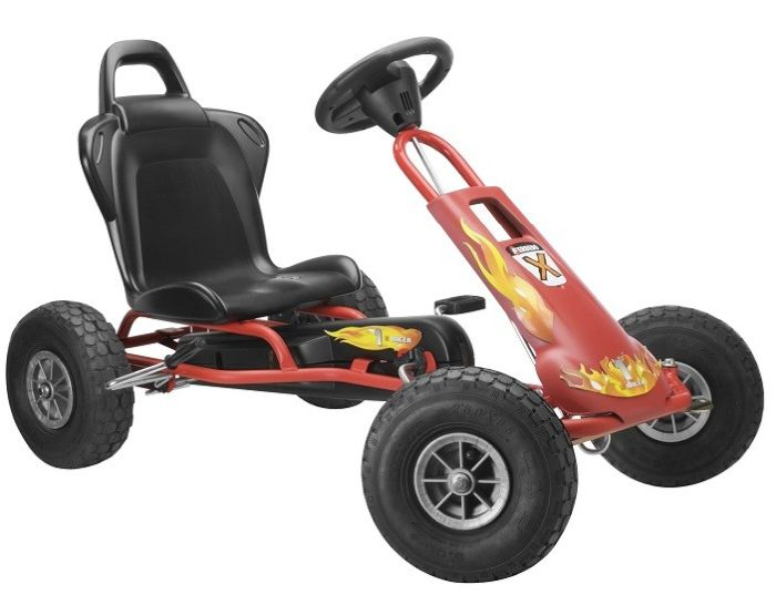 Kart air runner red - Ferbedo 0