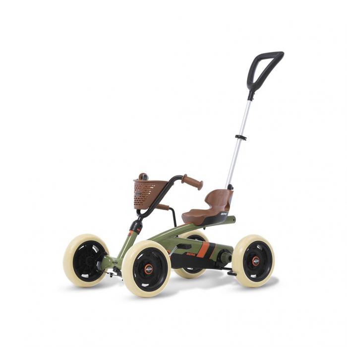 Kart BERG Buzzy Retro 2 in 1 Verde 3