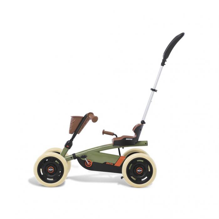 Kart BERG Buzzy Retro 2 in 1 Verde 5