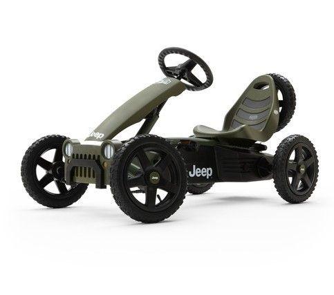 Kart BERG Jeep Adventure 0