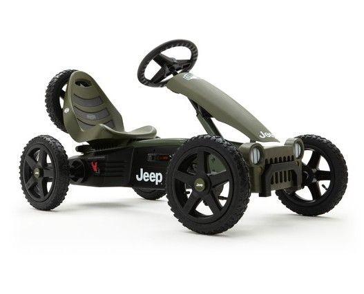 Kart BERG Jeep Adventure 1