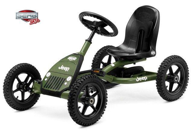 Kart BERG Jeep Junior 0