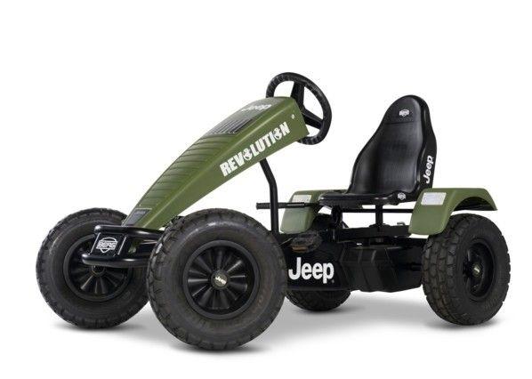Kart BERG Jeep Revolution BFR 0