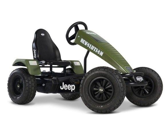 Kart BERG Jeep Revolution BFR 1
