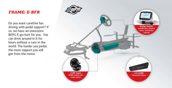 Kart Berg Jeep Revolution E-BFR [5]