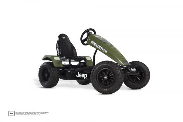 Kart Berg Jeep Revolution E-BFR [0]
