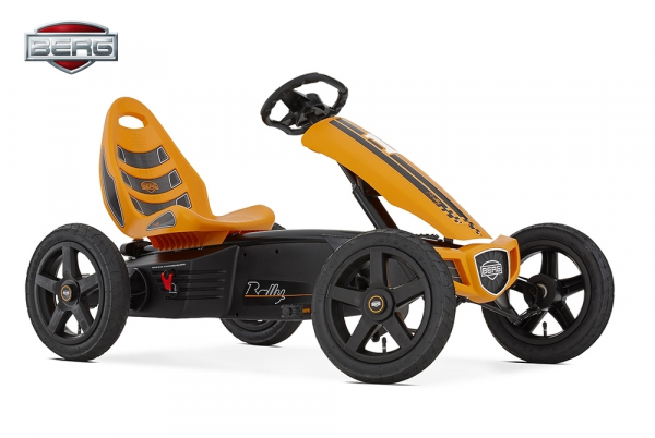 Kart BERG Rally Orange 3