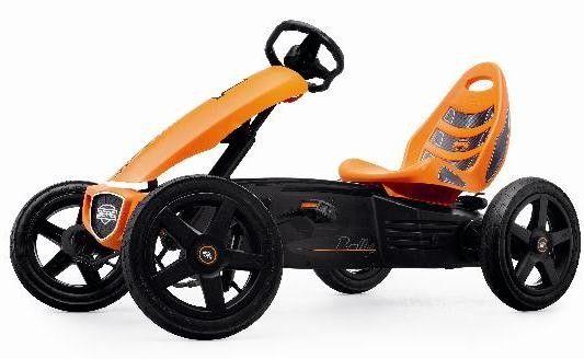 Kart BERG Rally Orange 0