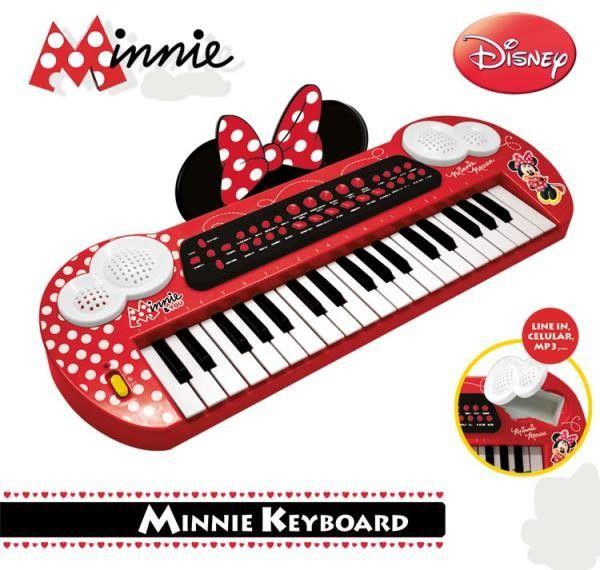 Keyboard Minnie - Reig Musicales 0