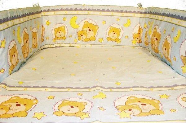 Lenjerie Teddy Night 4 piese 140x70 3