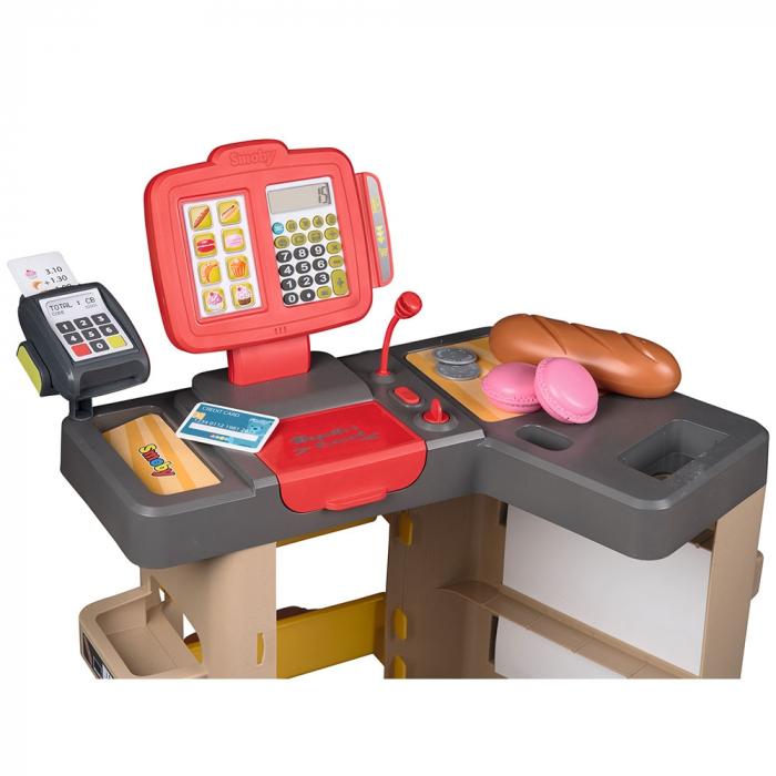 Magazin pentru copii Smoby Bakery cu accesorii [3]