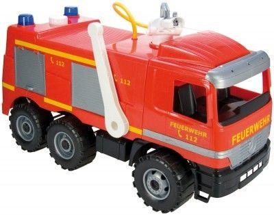 Masina de Pompieri Gigant plastic Lena 0