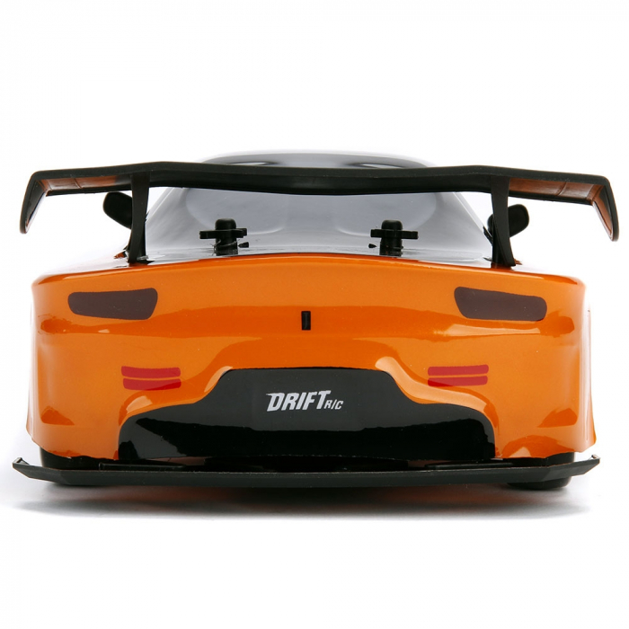 Masina Jada Toys Fast and Furious Mazda RX-7 Drift cu anvelope si telecomanda [4]