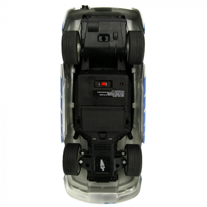 Masina Jada Toys Fast and Furious Nissan Skyline GTR cu telecomanda [8]