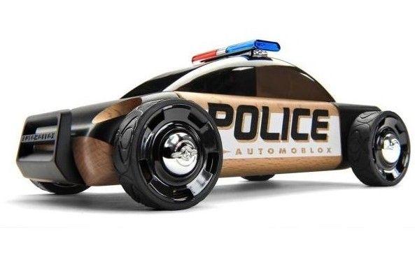 Masinuta de politie S9 - Automoblox 0