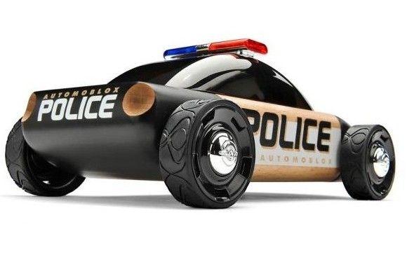 Masinuta de politie S9 - Automoblox 1