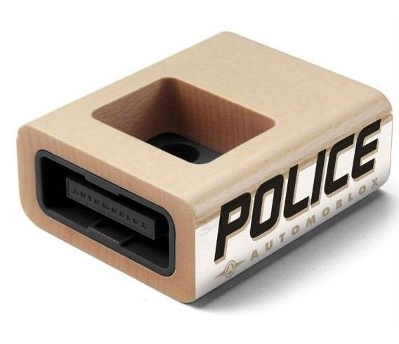 Masinuta de politie S9 - Automoblox 2