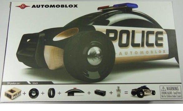 Masinuta de politie S9 - Automoblox 4