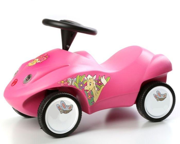 Masinuta FIDO FRIZZ roz - Ferbedo 0